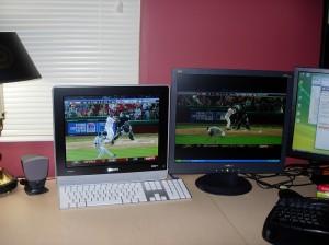 TV via Television or Computer?
