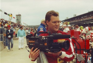 Marty Indy 500 1992